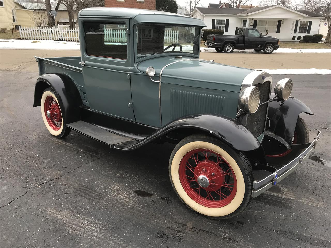 Large Picture of Classic '31 Ford Pickup located in Utica Offered by Phil Stalling Classic Cars - PL7A