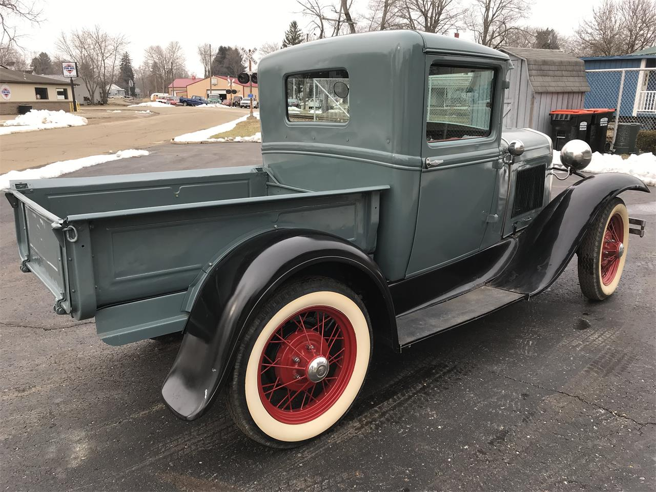 Large Picture of Classic 1931 Ford Pickup Offered by Phil Stalling Classic Cars - PL7A