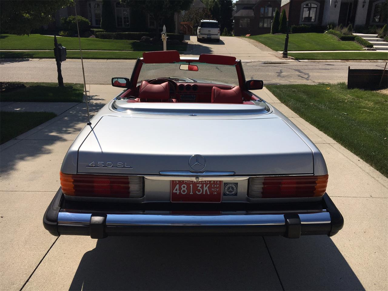 Large Picture of '78 450SL - $15,000.00 Offered by a Private Seller - PIIG