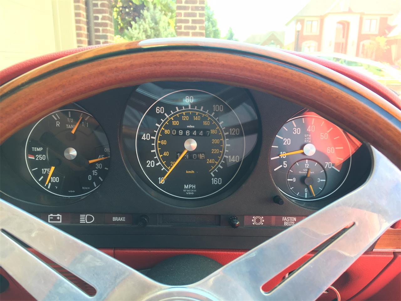 Large Picture of '78 Mercedes-Benz 450SL Offered by a Private Seller - PIIG