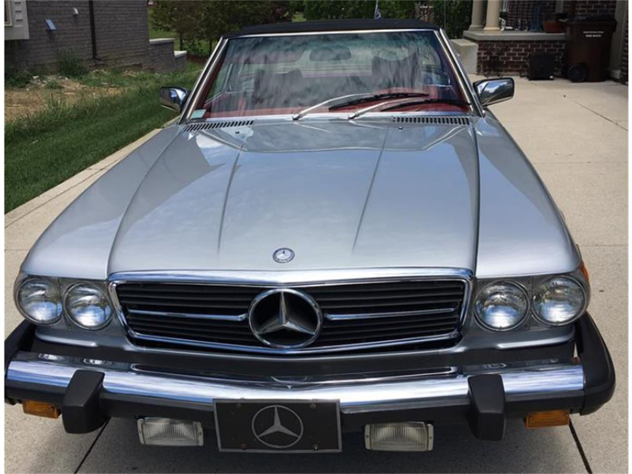 Large Picture of '78 450SL located in Michigan - $15,000.00 - PIIG