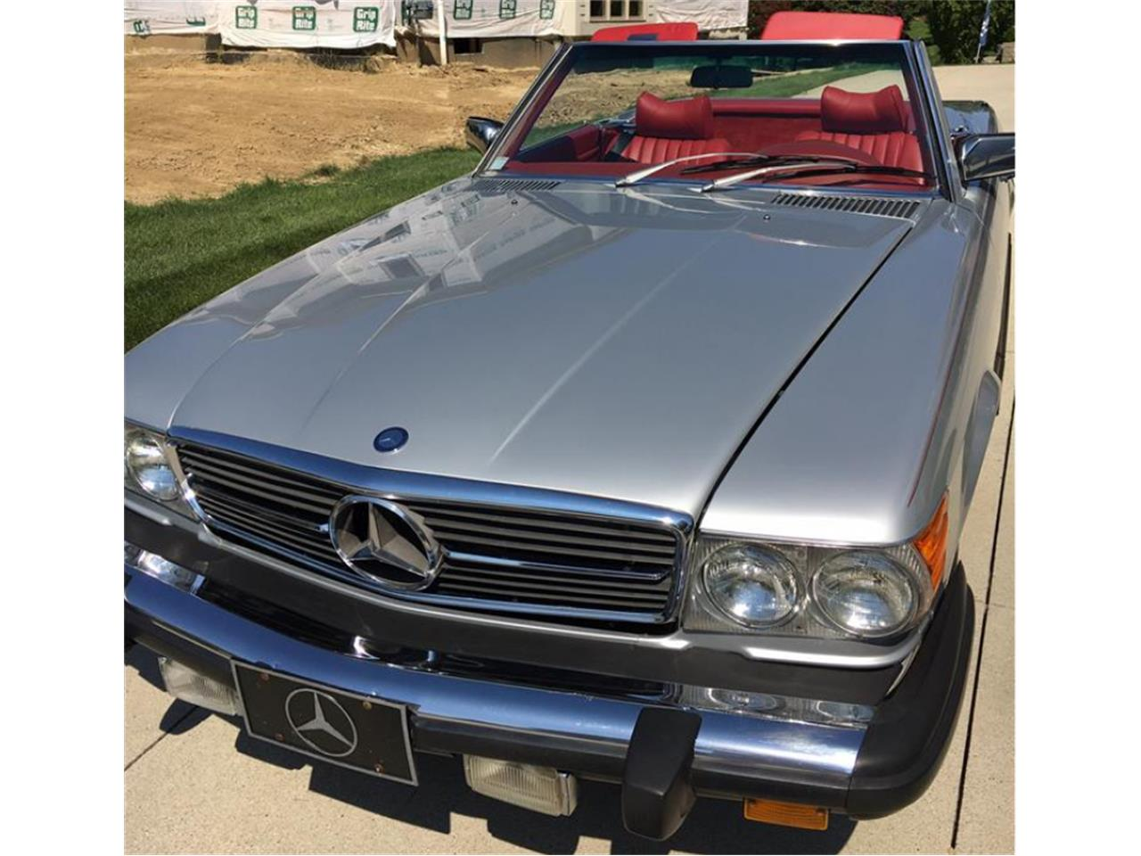 Large Picture of '78 450SL - PIIG