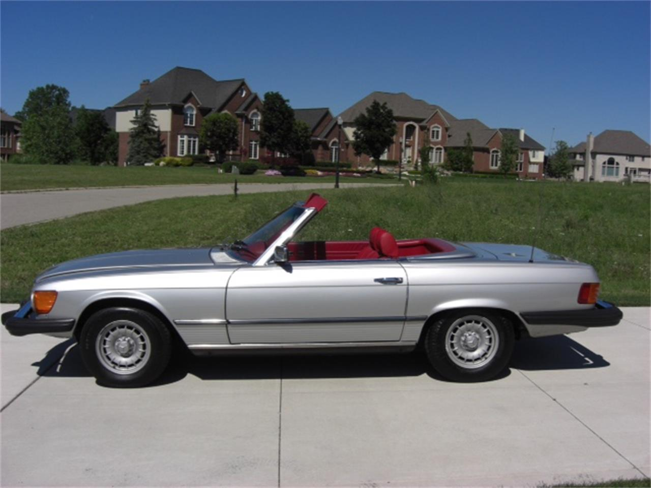 Large Picture of '78 450SL located in Shelby Township  Michigan - $15,000.00 - PIIG