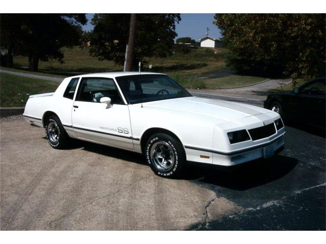 Picture of '83 Monte Carlo SS - PL8J