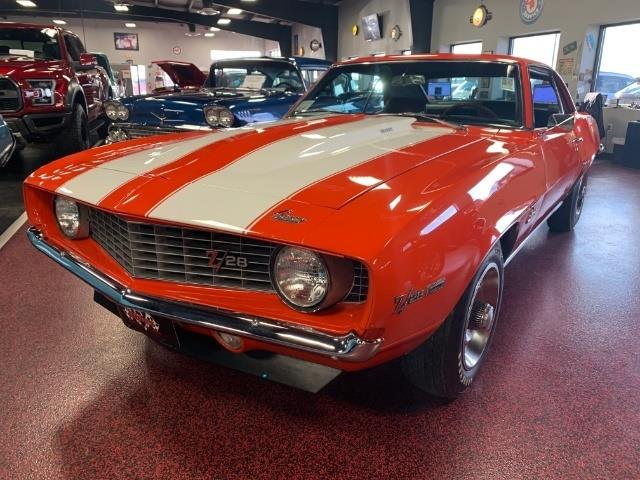 Picture of '69 Camaro Z28 - PL8N