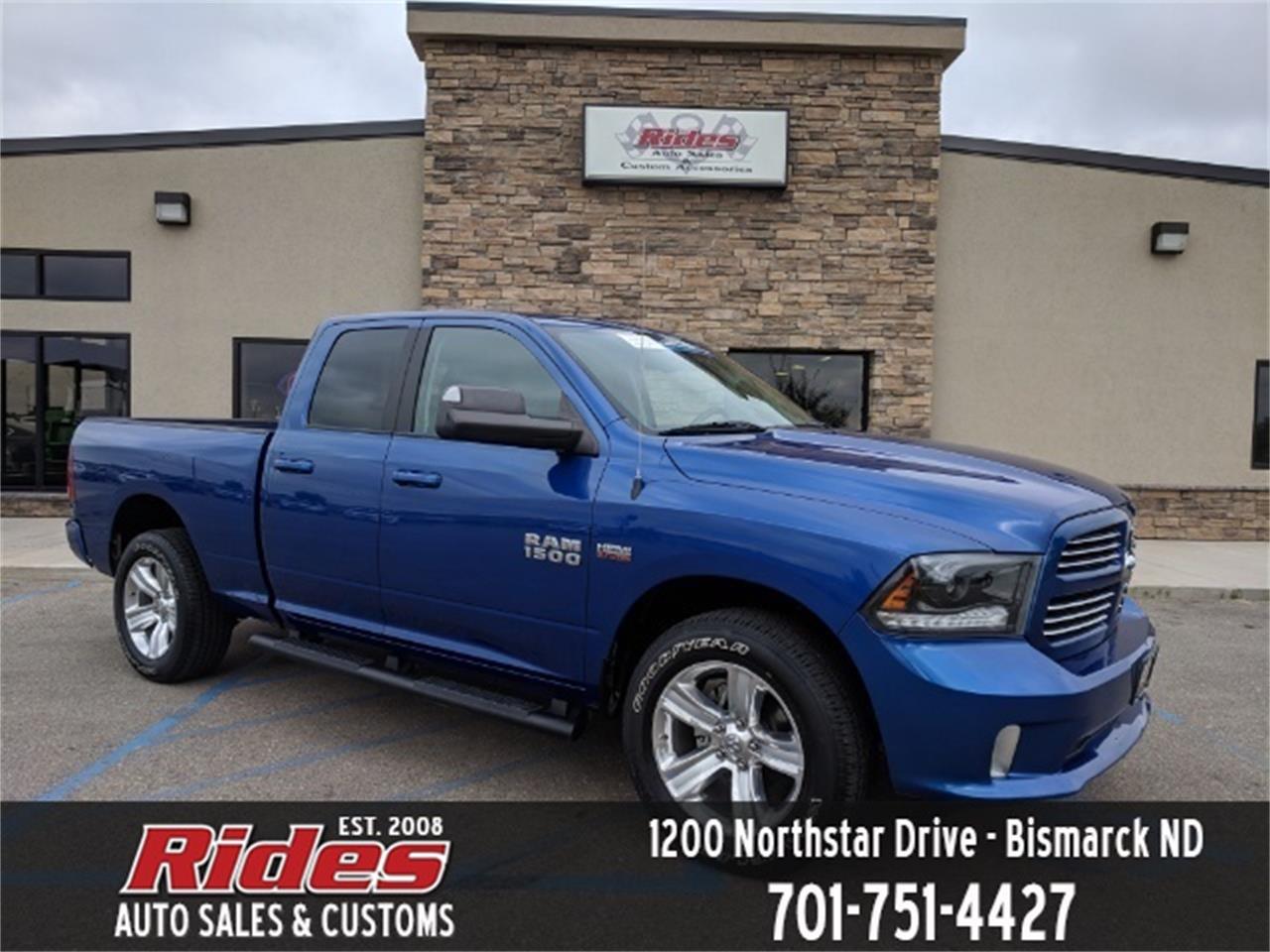 2015 Dodge Ram 1500 For Sale >> For Sale 2015 Dodge Ram 1500 In Bismarck North Dakota
