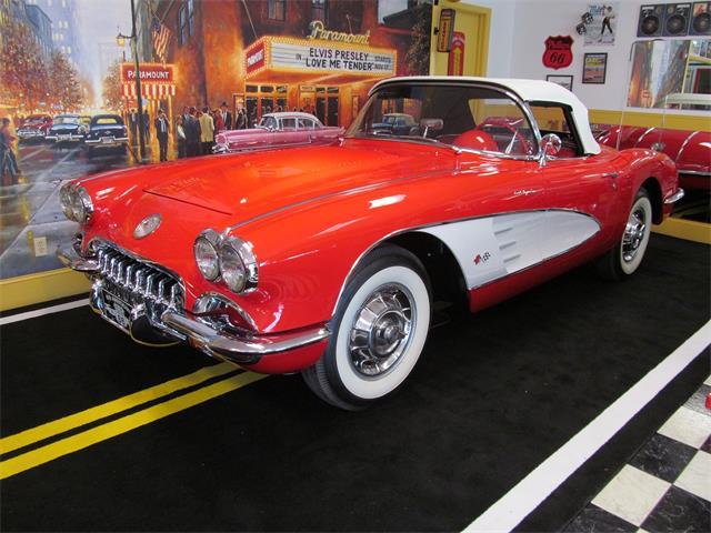 Picture of '58 Corvette - PIIK