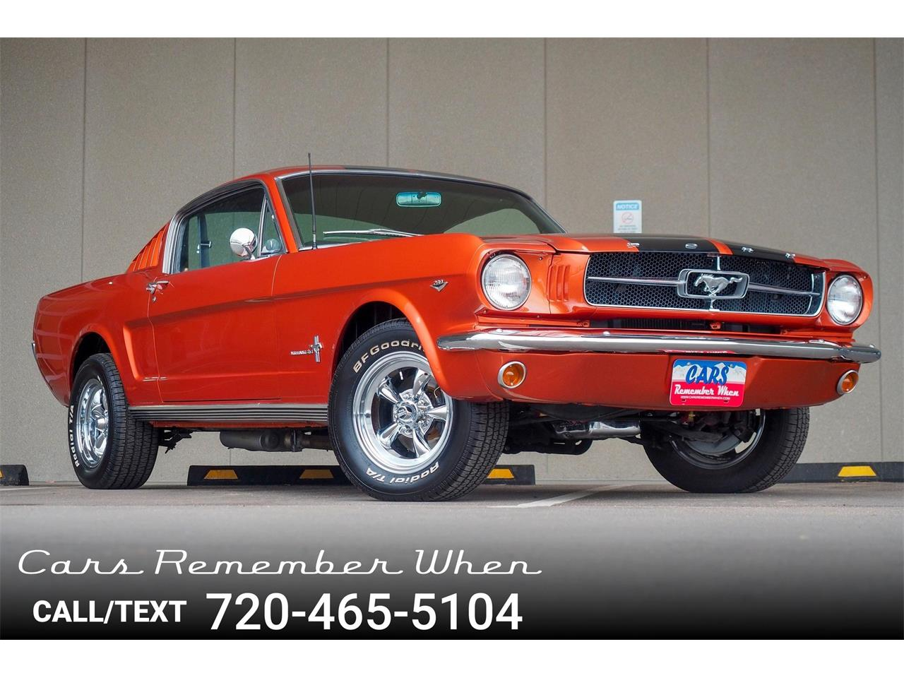 Large Picture of '65 Mustang - $44,990.00 - PL9L