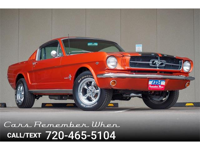 Picture of '65 Mustang - PL9L