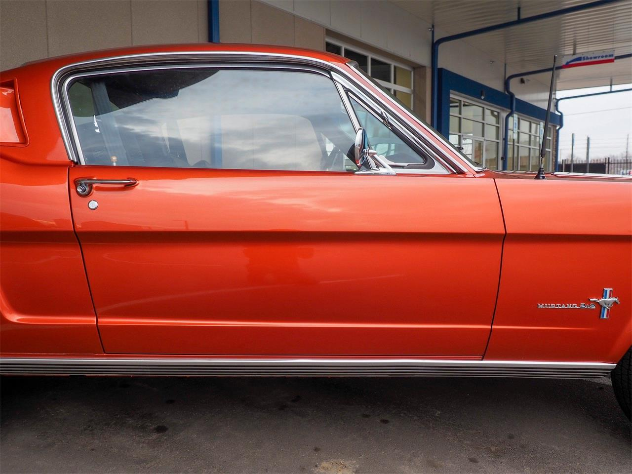 Large Picture of Classic '65 Mustang - PL9L