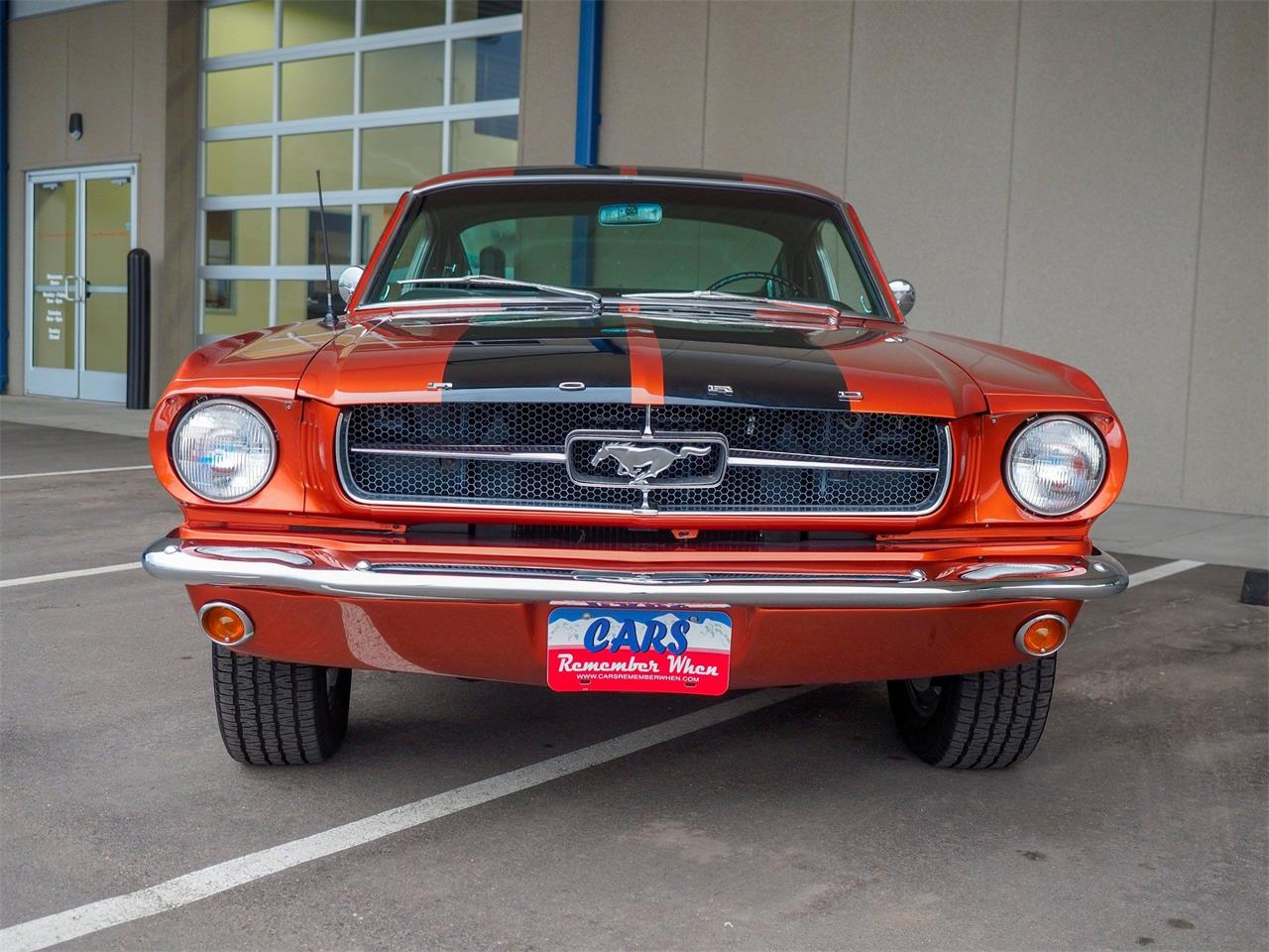 Large Picture of Classic '65 Ford Mustang - PL9L
