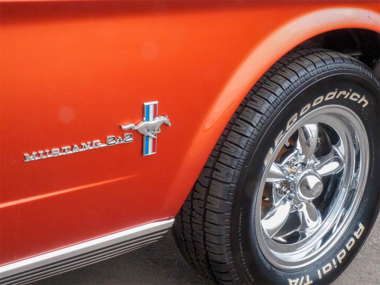 Large Picture of Classic 1965 Mustang Offered by Cars Remember When - PL9L
