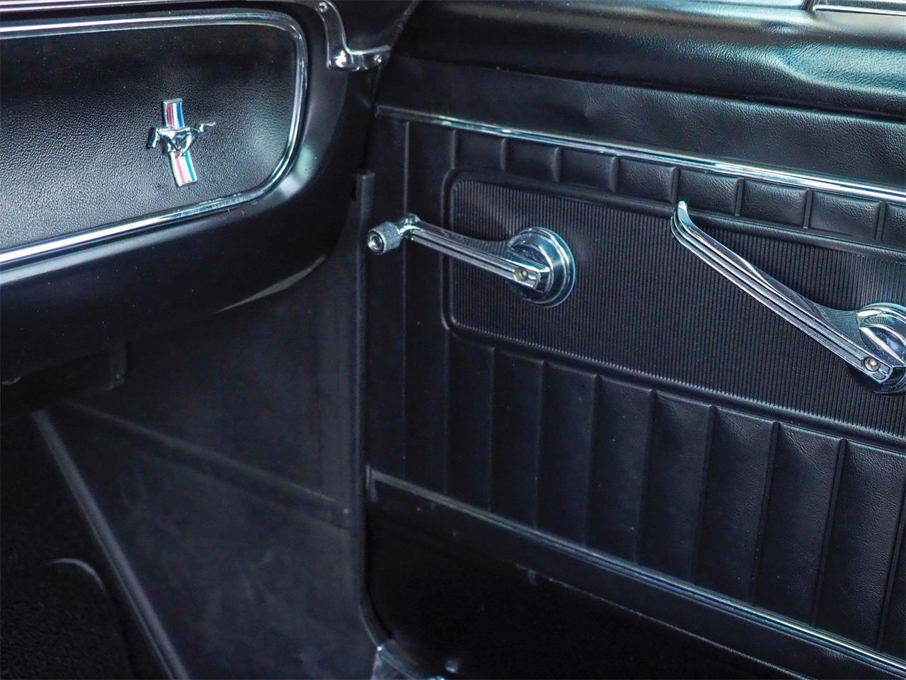 Large Picture of Classic 1965 Ford Mustang Offered by Cars Remember When - PL9L