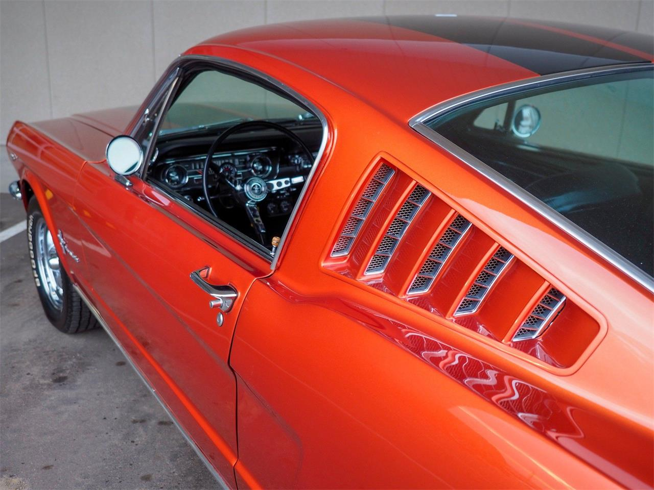 Large Picture of Classic '65 Mustang located in Colorado - $44,990.00 Offered by Cars Remember When - PL9L