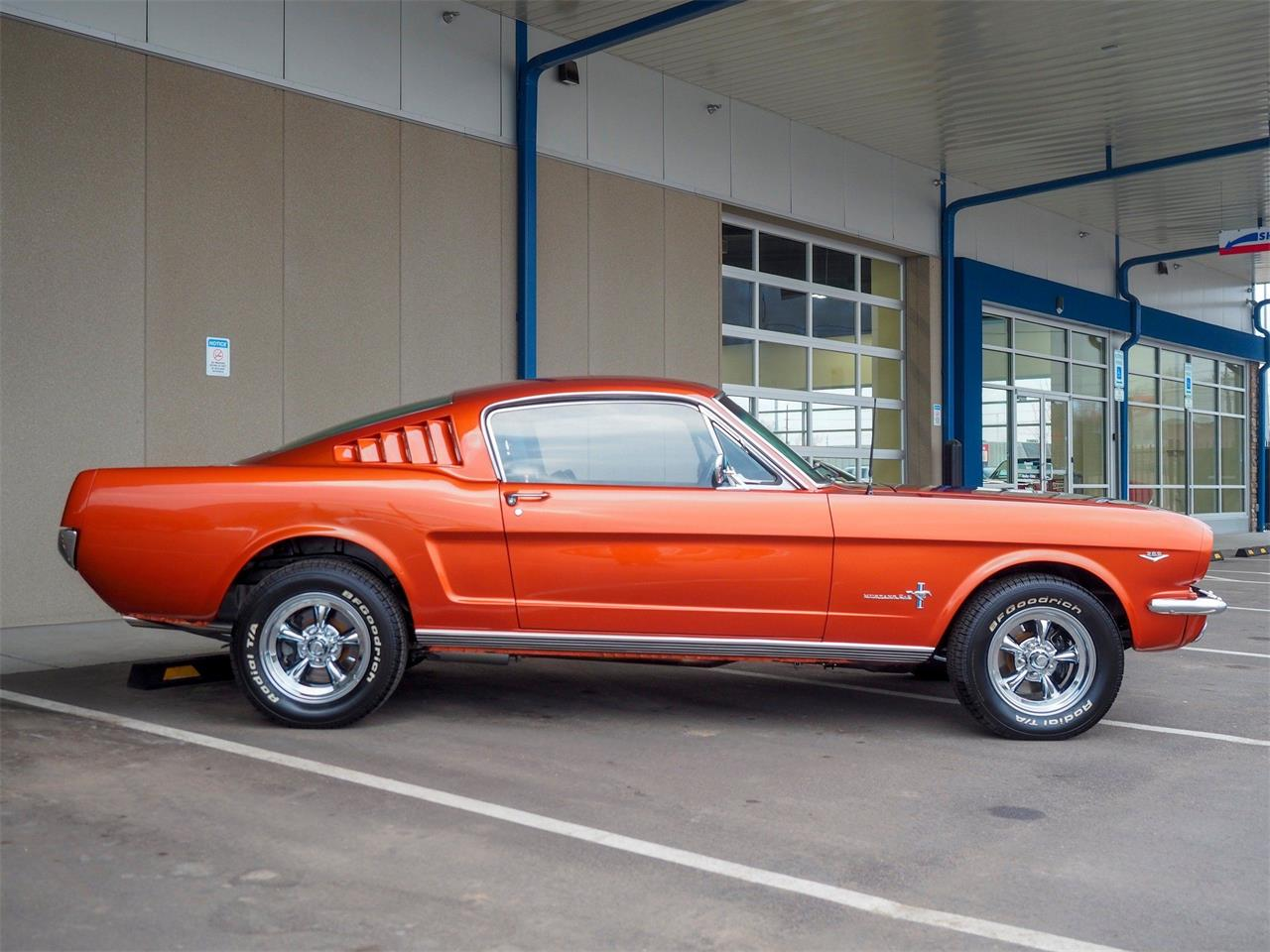Large Picture of Classic '65 Ford Mustang located in Colorado - PL9L