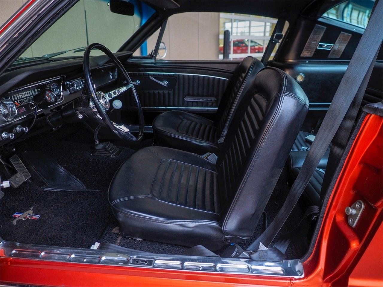 Large Picture of Classic 1965 Mustang located in Colorado Offered by Cars Remember When - PL9L