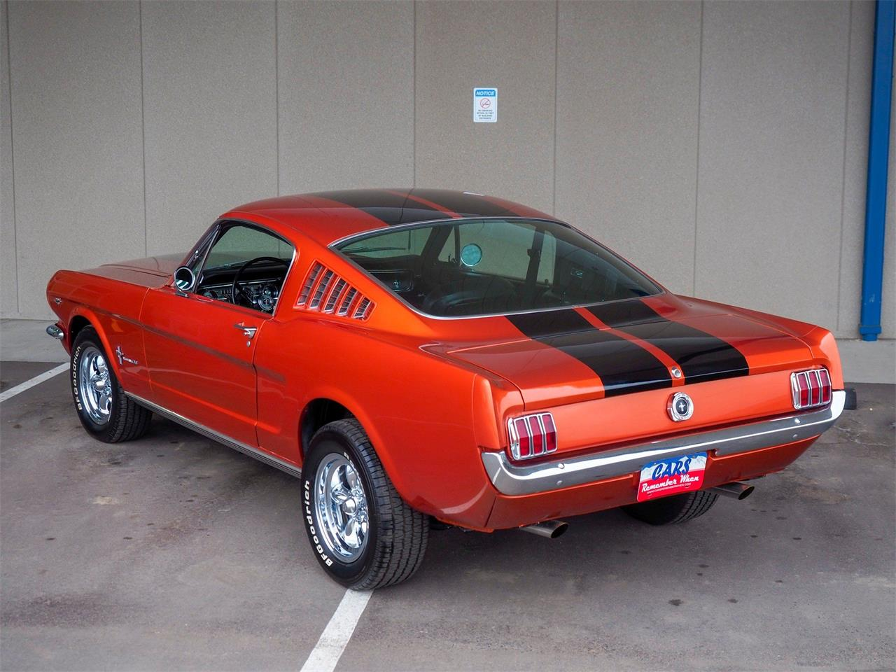 Large Picture of Classic '65 Mustang - $44,990.00 Offered by Cars Remember When - PL9L