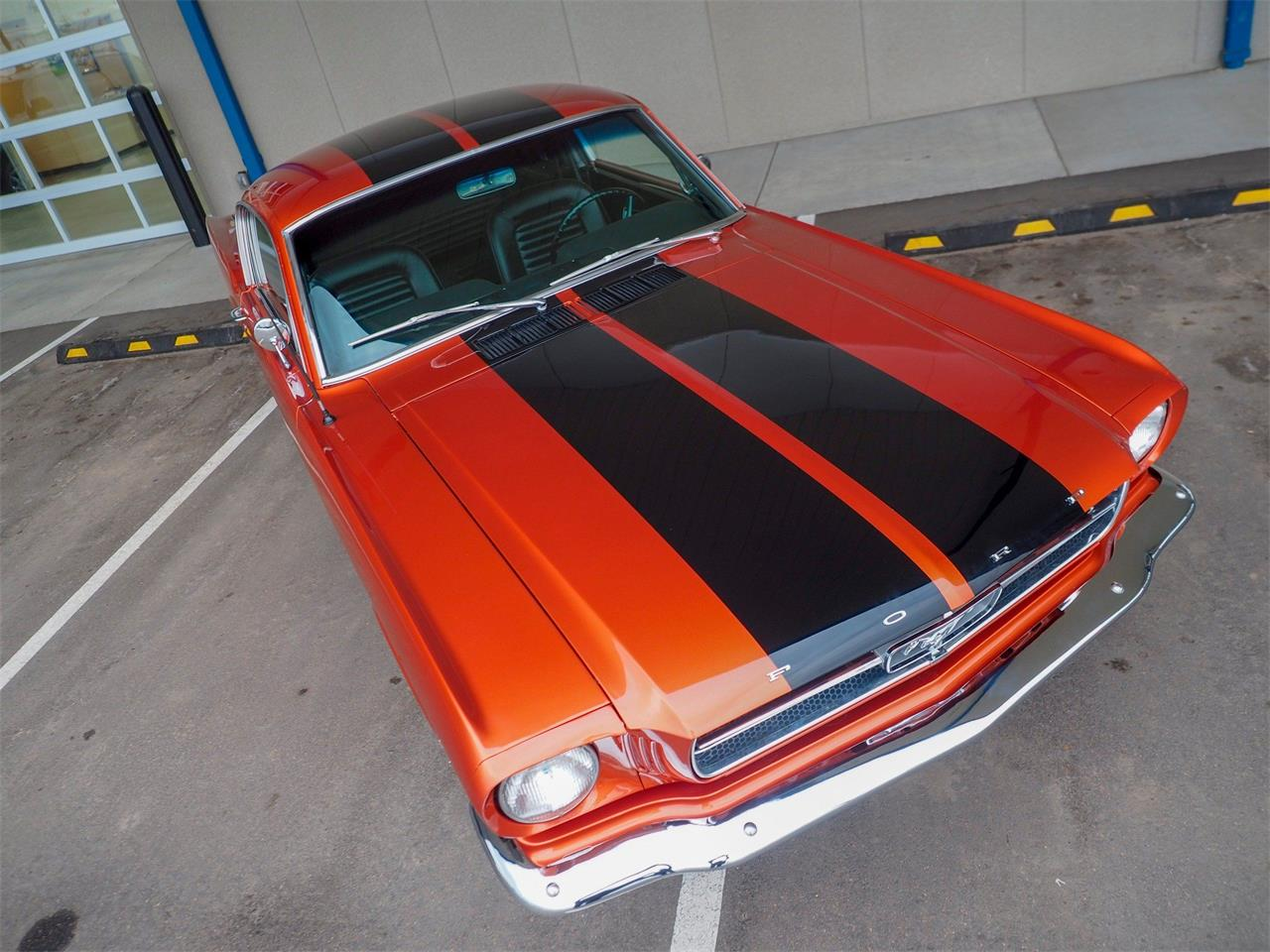 Large Picture of '65 Ford Mustang located in Englewood Colorado - $44,990.00 - PL9L