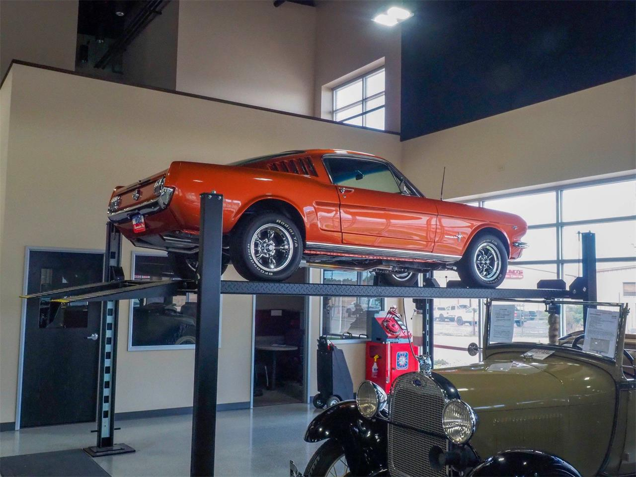 Large Picture of '65 Ford Mustang located in Colorado - $44,990.00 Offered by Cars Remember When - PL9L
