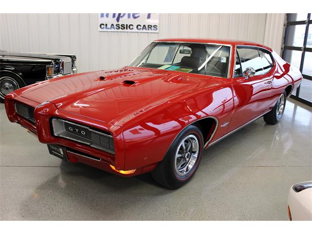Picture of '68 GTO - PL9Q