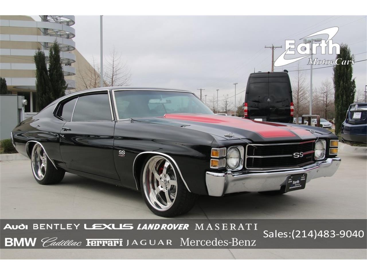 For Sale: 1971 Chevrolet Chevelle SS in Carrollton, Texas