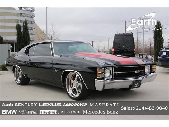 Picture of '71 Chevelle SS - PLAA