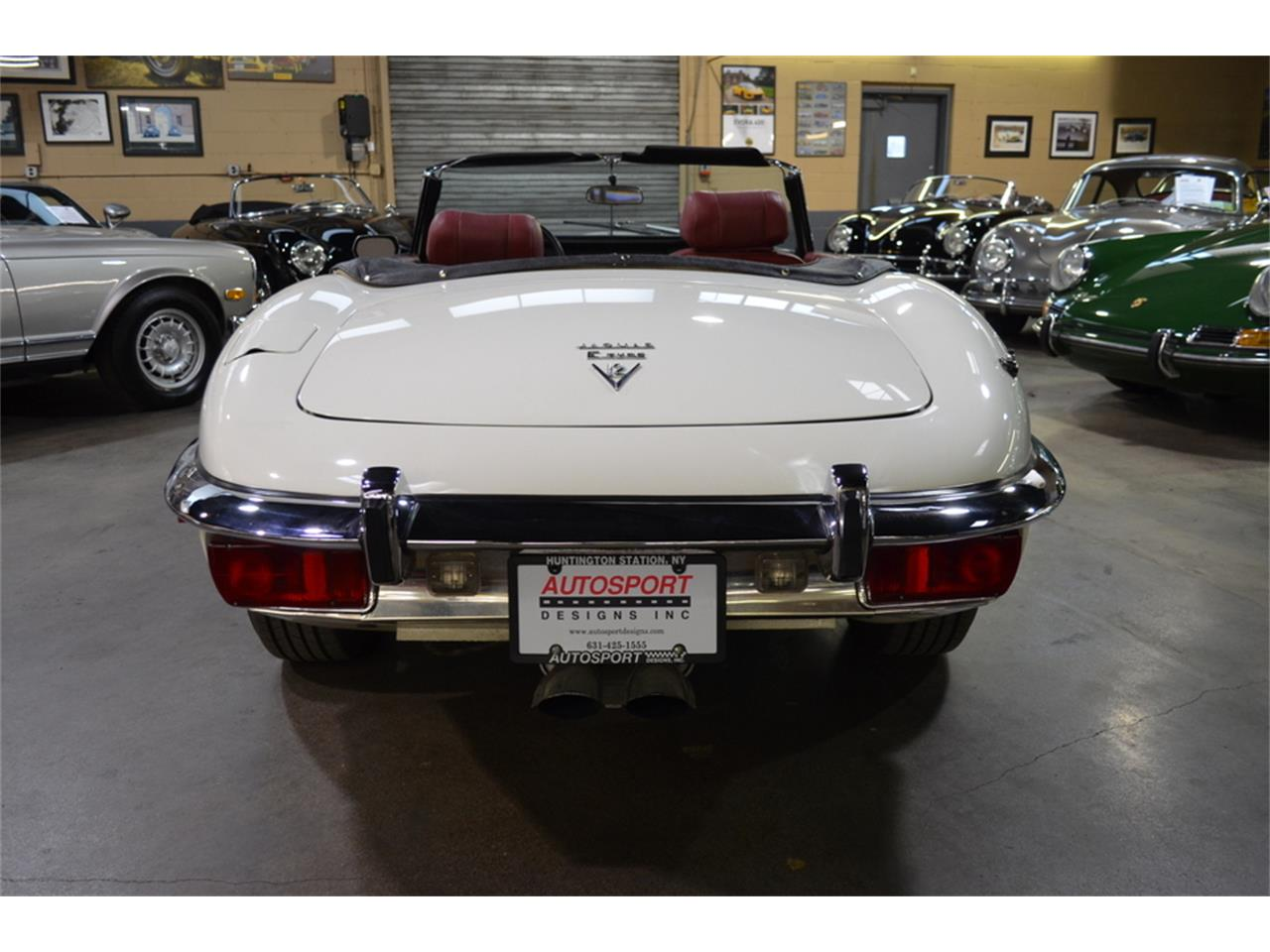 Large Picture of '74 E-Type - PLAL