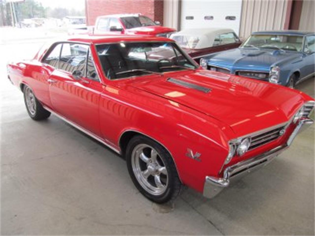 For Sale 1967 Chevrolet Chevelle Ss In Florence Alabama