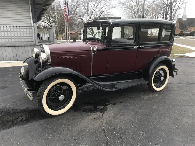Picture of 1931 Sedan - $15,900.00 Offered by  - PLAT
