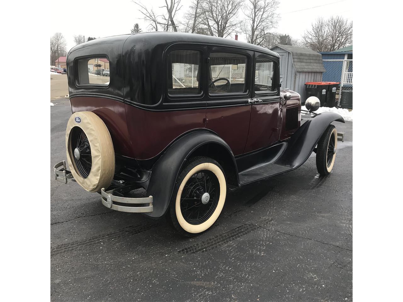 Large Picture of '31 Sedan - PLAT