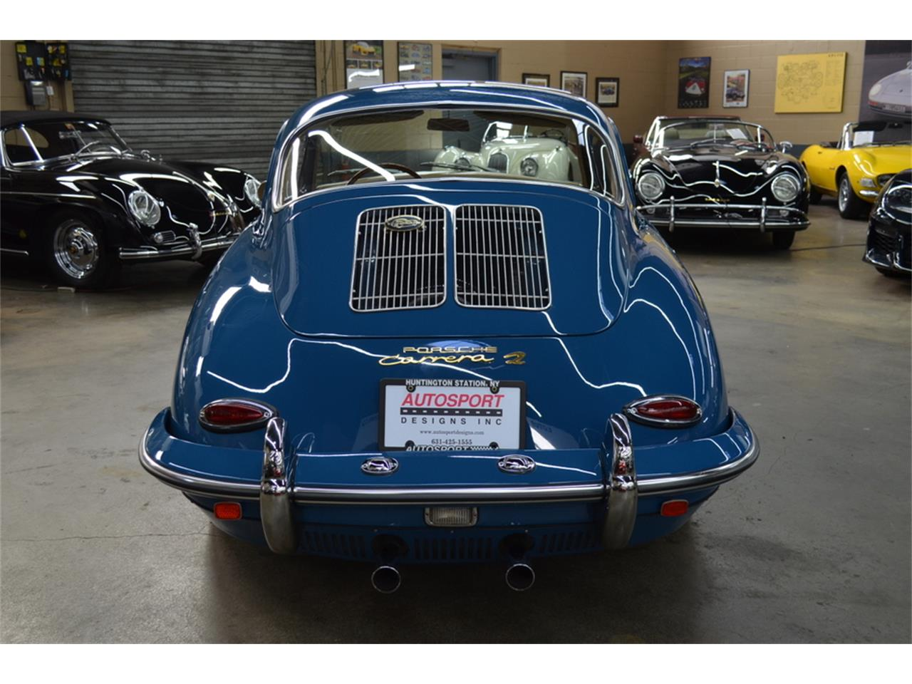 Large Picture of 1963 356 located in Huntington Station New York Offered by Autosport Designs Inc - PLAV