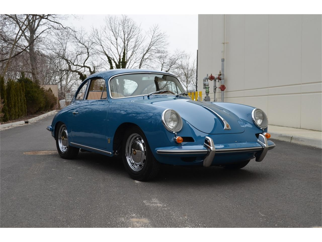 Large Picture of Classic '63 Porsche 356 located in New York Offered by Autosport Designs Inc - PLAV