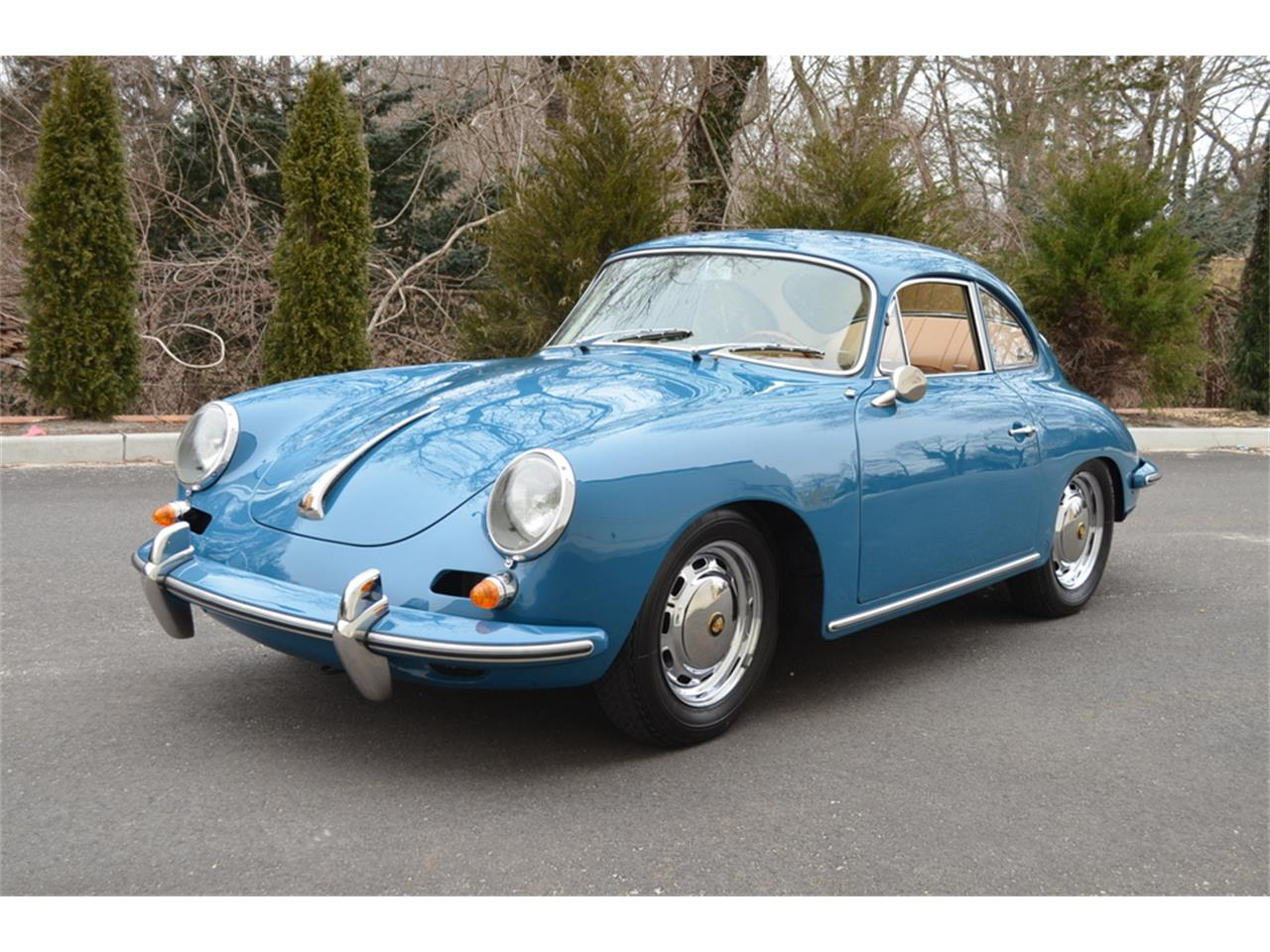 Large Picture of 1963 Porsche 356 Auction Vehicle Offered by Autosport Designs Inc - PLAV
