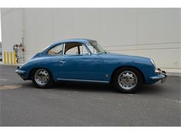 Picture of 1963 Porsche 356 located in New York Auction Vehicle Offered by Autosport Designs Inc - PLAV