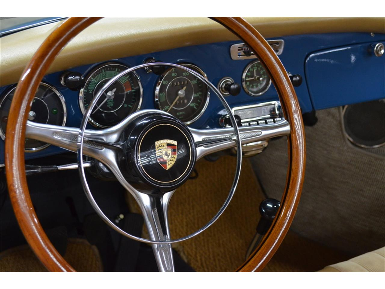 Large Picture of Classic 1963 356 located in Huntington Station New York Offered by Autosport Designs Inc - PLAV