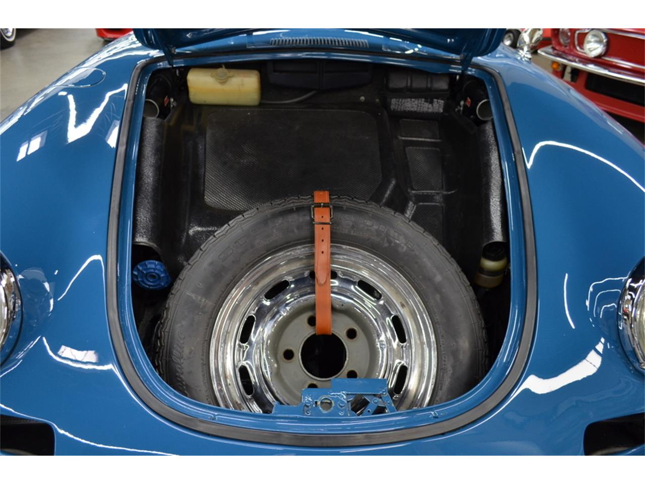 Large Picture of '63 Porsche 356 located in New York Auction Vehicle Offered by Autosport Designs Inc - PLAV