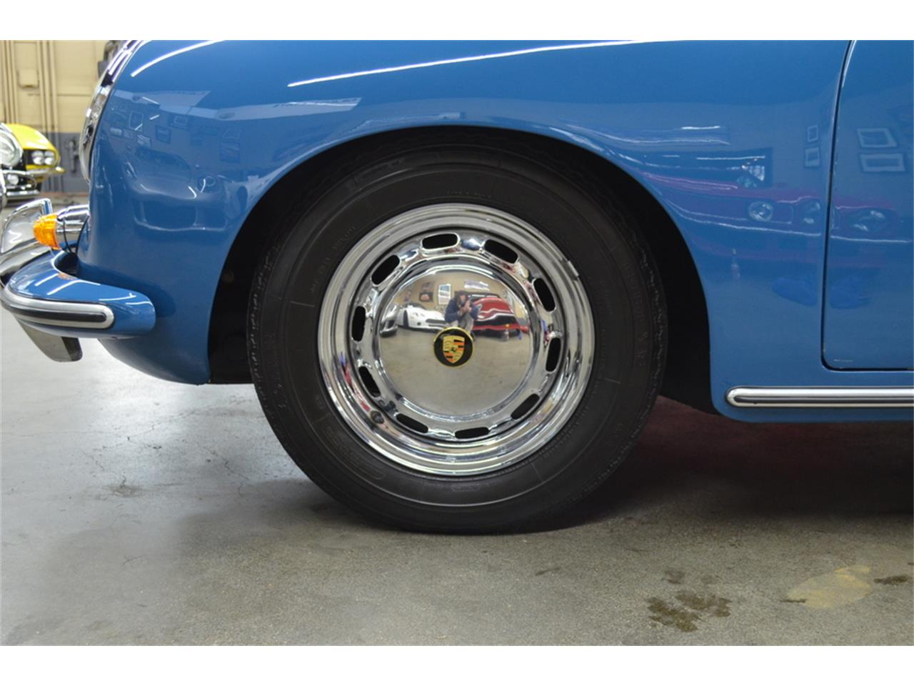 Large Picture of 1963 356 located in New York Auction Vehicle Offered by Autosport Designs Inc - PLAV
