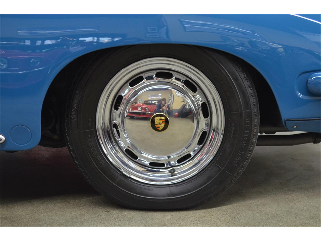 Large Picture of 1963 Porsche 356 Auction Vehicle - PLAV