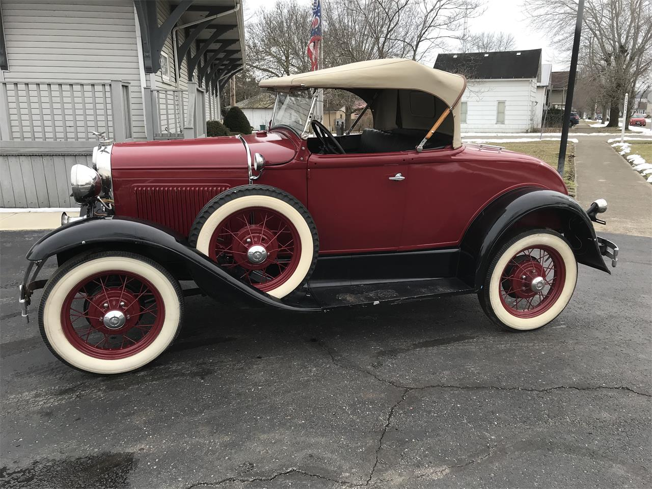 Large Picture of '30 Roadster - PLAW