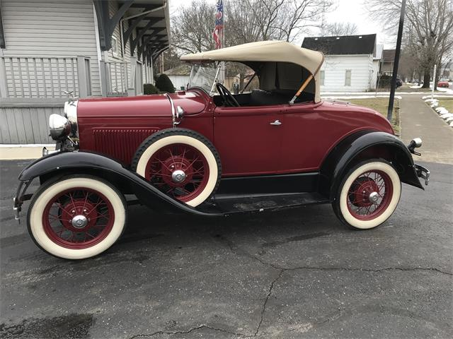 Picture of 1930 Roadster Auction Vehicle Offered by  - PLAW