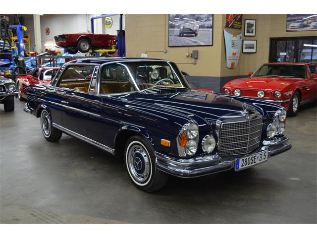 Classic Mercedes-Benz 280SE for Sale on ClassicCars com on
