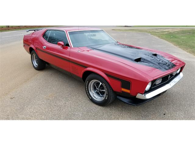 Picture of '72 Mustang Mach 1 - PLB9
