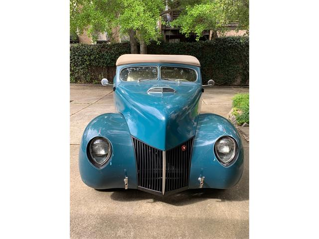 Picture of '39 Convertible - PLBC
