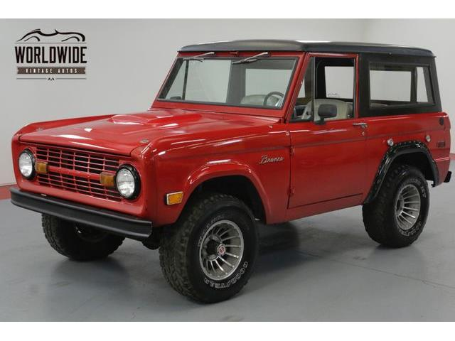 Picture of '72 Bronco - PLBR