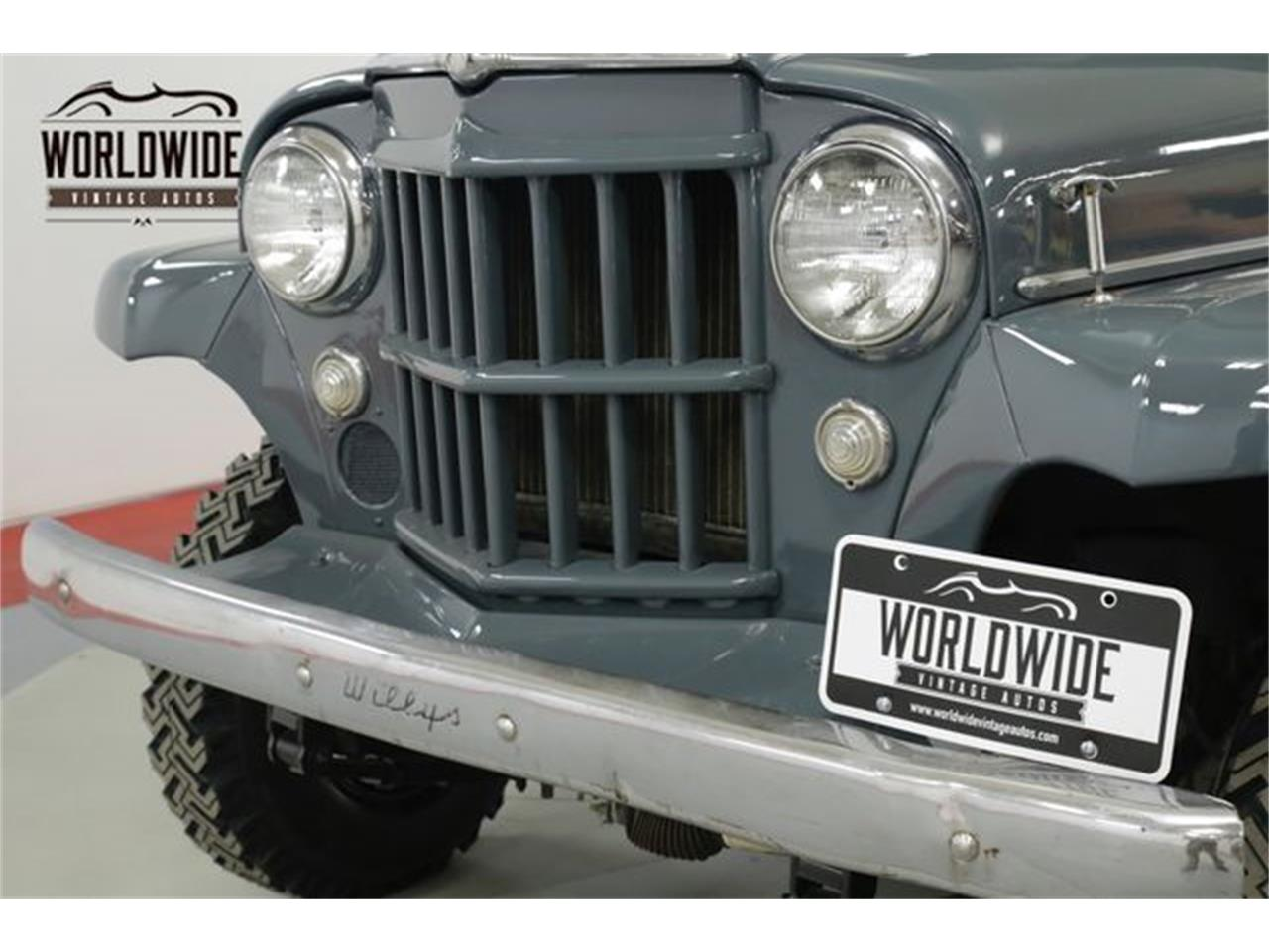 Large Picture of '57 Willys - PLBW
