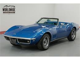 Picture of Classic '68 Chevrolet Corvette located in Denver  Colorado - PLC8