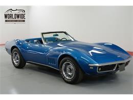 Picture of Classic '68 Corvette located in Denver  Colorado - PLC8