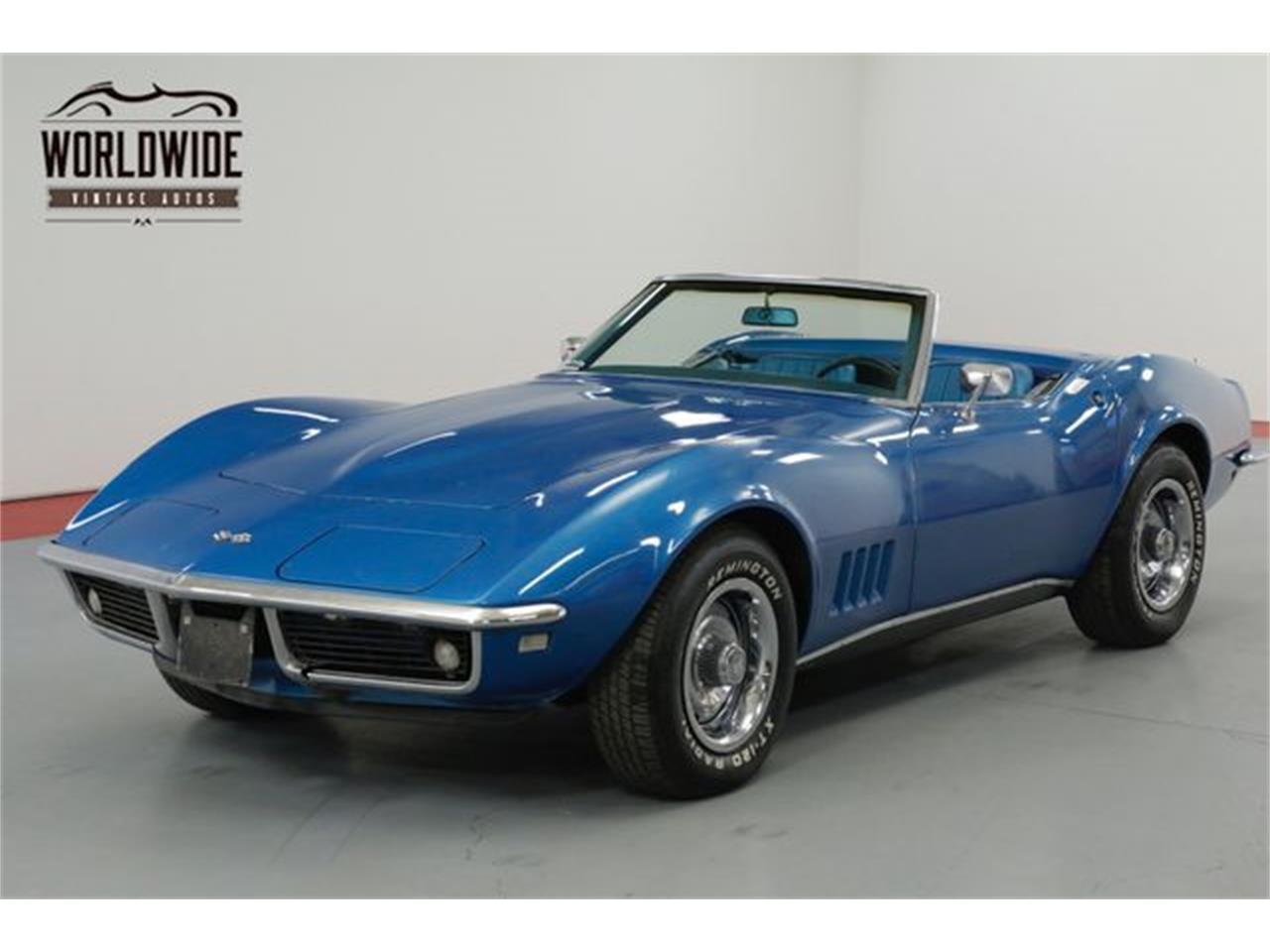Large Picture of Classic '68 Corvette - PLC8