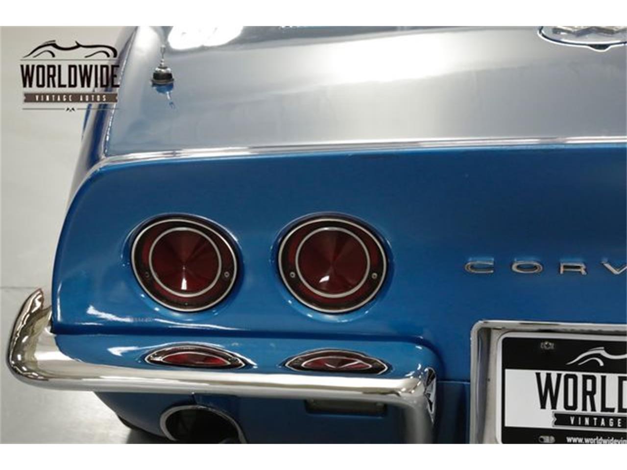 Large Picture of Classic '68 Corvette located in Denver  Colorado - $22,900.00 - PLC8