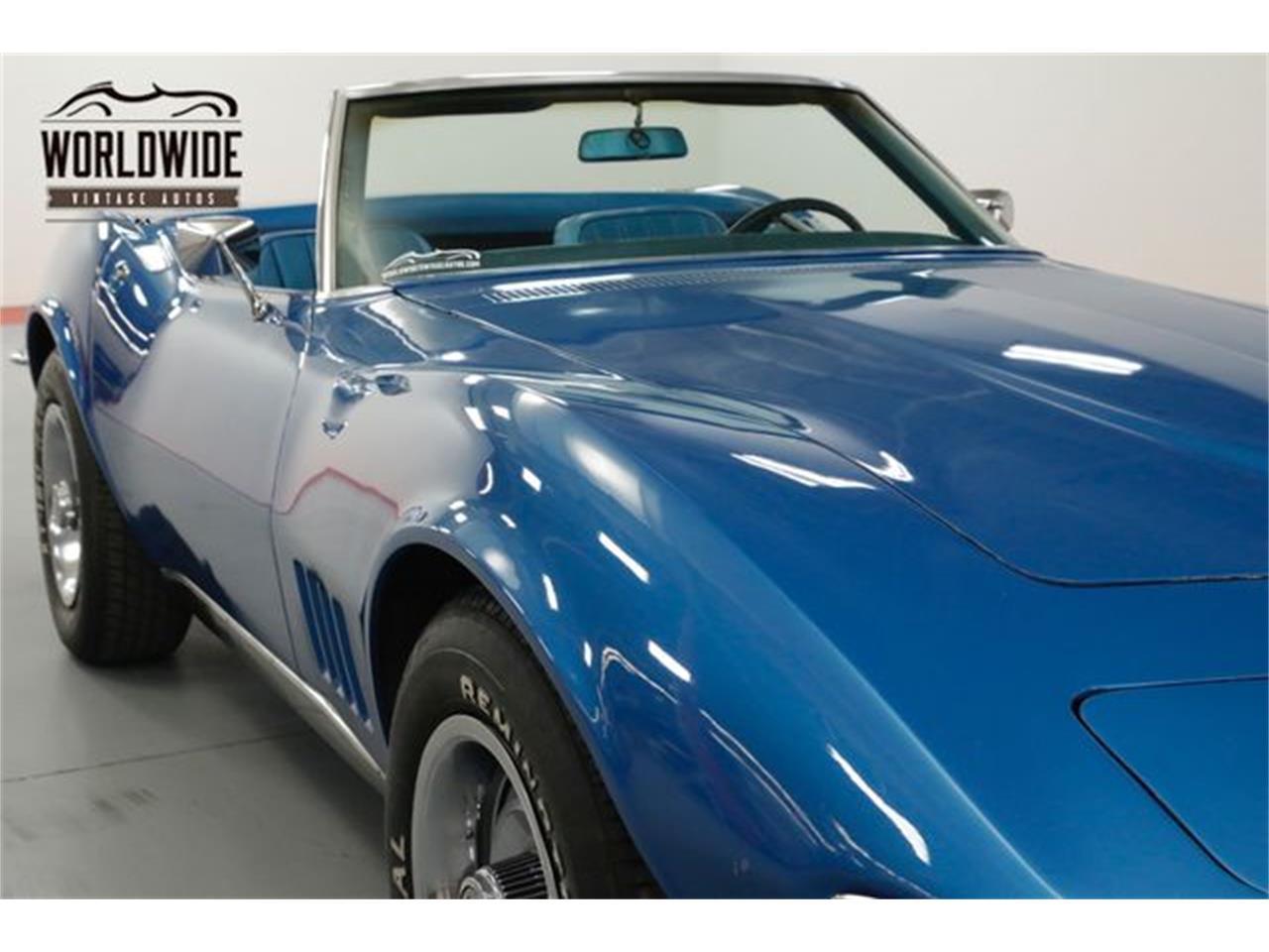Large Picture of Classic '68 Chevrolet Corvette - PLC8
